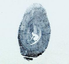 fingerprint surfer