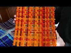 ▶ Woven Art Glass Platters - YouTube