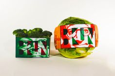 #Designed by Federico Zuleta Rios, Colombia. Star veggie #packaging PD