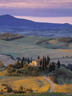 Val d'Orcia, Tuscany, Italy Photographic Print by Doug Pearson at AllPosters.com