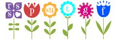 How to make cute flower social media icons using the new PicMonkey goodies