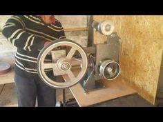Как сделать ведущее колесо на гриндер без токарного станка. Из чего сделать колесо на гриндер. - YouTube