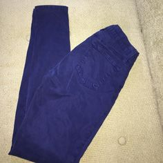 J Brand Jeans Pre owned J Brand Skinny jeans size 26!!  Love the color!!! J Brand Jeans Skinny