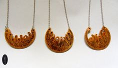 Lace wood by Autourdelarbre on Etsy