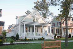 Love the exterior layout...would like to see more of the board and batten utilized and a larger porch.
