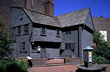 Did you know that Paul Revere's house is still standing in Boston today? And that when he lived there, the house was already over 100 years old?  Explore information about him and his home at this website.