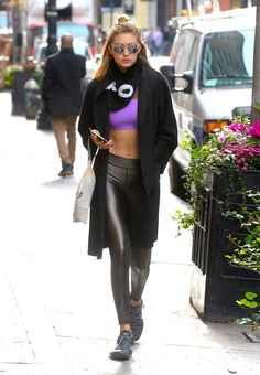 5 Times Gigi Hadid Won the Athleisure Game | Teen Vogue