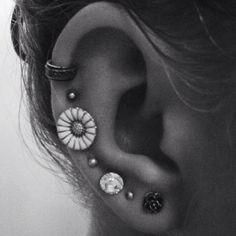 Coolest ear piercing ever!