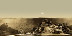 NASA's Mars Exploration Program, Mars Rover Curiosity