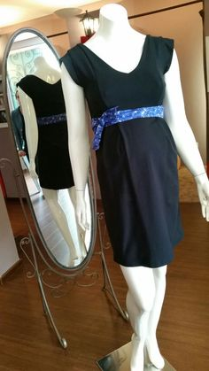 vestido recortes + faixa = cool look alto verão '15
