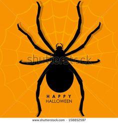 Стоковые фотографии паук