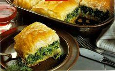 Ελληνικές συνταγές για νόστιμο, υγιεινό και οικονομικό φαγητό. Δοκιμάστε τες όλες Spanakopita, Mediterranean Recipes, Greek Recipes, Brunch, Veggies, Lent, Ethnic Recipes, Lenten Season, Vegetable Recipes