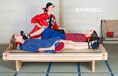 Chanel Spring 2013 Ad Campaign