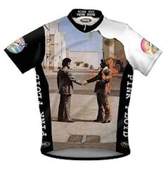 af920e9ba Amazon.com   Primal Wear Pink Floyd Wish You Were Here Cycling Jersey Men s Short  Sleeve   Sports   Outdoors