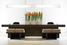 Corporate Flowers and Flowers for Offices by Phillo, London