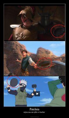 Śmieszkujemy z Anime ^^ - Naruto Naruto Shippuden Characters, Naruto Shippuden Anime, Anime Naruto, Really Funny Memes, Wtf Funny, Funny Jokes, Naruto Cute, Naruto Funny, Yandere Simulator Memes