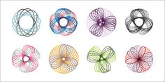 Simple spirograph