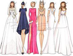my 6 favorite dresses of 2011 so far. brittanyfuson.blogspot.com