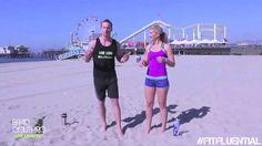 HIIT workout challenge