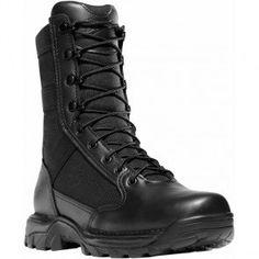 51493 Danner Women's Rivot TFX BLK GTX Uniform Boots - Black www.bootbay.com