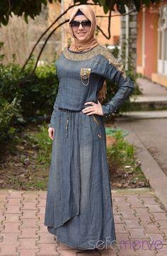 Turban Hijab, Modele Hijab, Islamic Fashion, Hijab Fashion, Hijab Styles, Muslim, Places, Google, Dresses