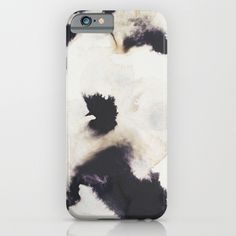 Ink and coffee iPhone & iPod Case
