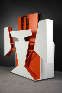 If Transformers took over the furniture world I'm pretty sure this is what it would look like. The Boxetti Collection of furniture, designed by Rolands Landsbergs, is an innovative approach to maximizing efficiency in furniture. The line is perfect for small dwellers in that you get multiple bangs for your buck in each high-tech module.