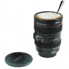 Mini mug objectif appareil Photo
