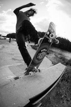 ben nordberg / skateboarding Black and White Photography
