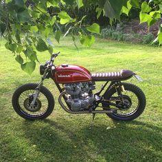 Honda CB500t @roto_moto