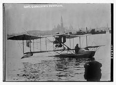 Capt. Ginocchio's Aeroplane (LOC)