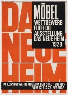 MoMA | The Collection | Ernst Keller. Möbel Wettbewerb fuer die Ausstellung in Red