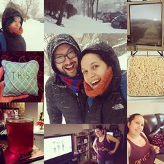 First Queens Snow Day. Achievement Unlocked. #LIKEABOSS #jonasblizzard #snowpocalypse #blizzard2016 #BroadwayConAtHome by madam_pince
