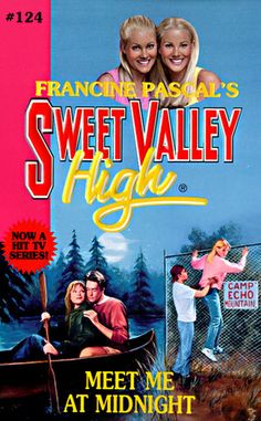 Meet Me at Midnight  (Sweet Valley High #124)