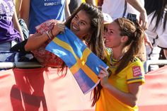 Kosovare Asllani in Germany v Sweden: Round of 16 - FIFA Women's World Cup 2015
