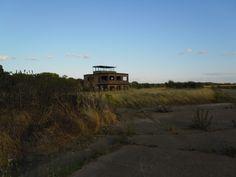 RAF Colby Grange.