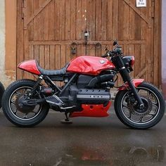BMW K100 Cafe Racer Design (109)