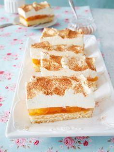 Der perfekte Kuchen für warme Tage: