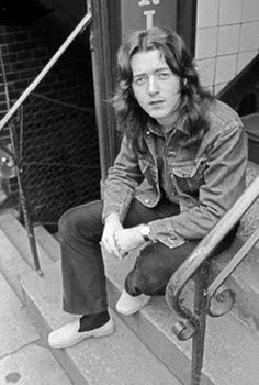 Rory - Copenhagen, Denmark, September 1971.