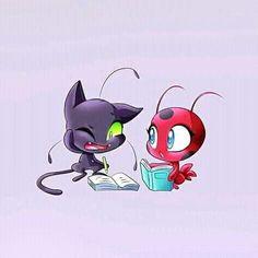 Miraculous Kwamis, Tikki Miraculous, Miraculous Ladybug Wallpaper, Miraculous Ladybug Fan Art, Ladybug Y Cat Noir, Miraclous Ladybug, Ladybug Comics, Tikki Y Plagg, Cartoon Characters As Humans