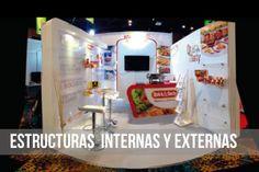 Estructuras internas y externas.