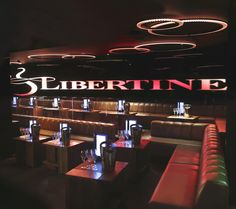 Libertine a new concept to London's club scene « Adelto Adelto Bar Interior Design, Menu Design, Best Clubs In London, Unique Lighting, Lighting Design, London Party, Corporate Event Planner, Bars And Clubs, London Night