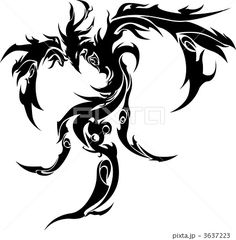 Find Phoenix stock images in HD and millions of other royalty-free stock photos, illustrations and vectors in the Shutterstock collection. Phoenix Tattoo Men, Phoenix Wings, Feather Tattoo Design, Tribal Tattoo Designs, Dragon Tattoo Vector, Fandom Tattoos, Tribal Images, Scripture Tattoos, Back Of Shoulder Tattoo