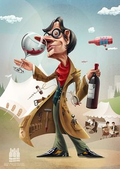 Wine Geek by Helder Oliveira