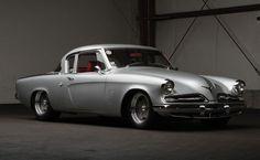 1953 Studebaker Champion Custom Starlight Coupe