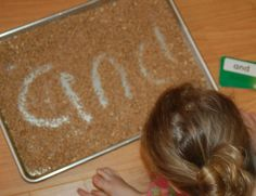 Using Word Cards to Practice Writing - Kids Activities Blog