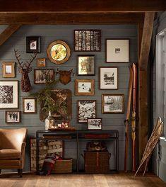 Inspiring Cabin Style Decoration Ideas 2017 47