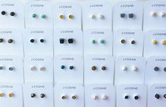 From IAMTHELAB.com Handmade Profiles: Beautiful Handmade Jewelry from Jamie Rodopoulos