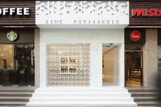 Aimé Patisserie Retail Design