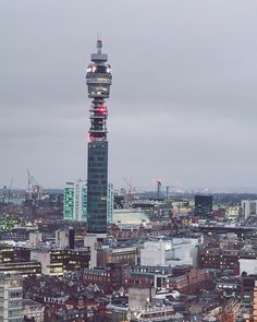 BT Tower- London